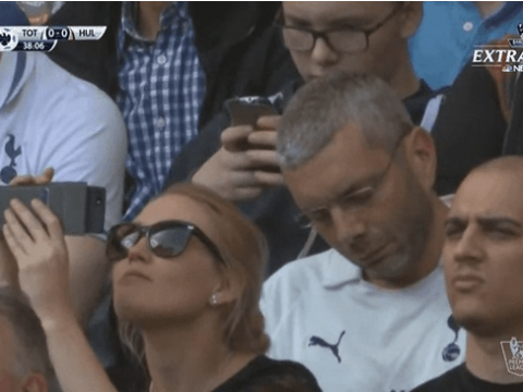 Tottenham are so boring one of their fans fell asleep during Hull win