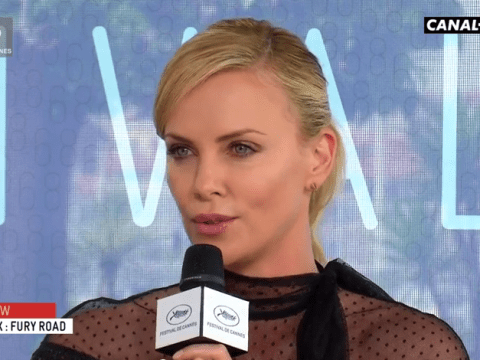 Charlize Theron has amazing response to the question 'is Mad Max a feminist movie?'