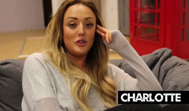 Charlotte Crosby Geordie Shore (Picture: MTV)