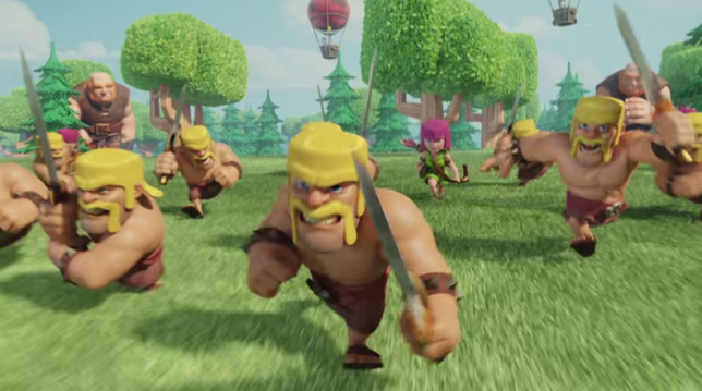 Clash Of Clans (Picture: SuperCell)
