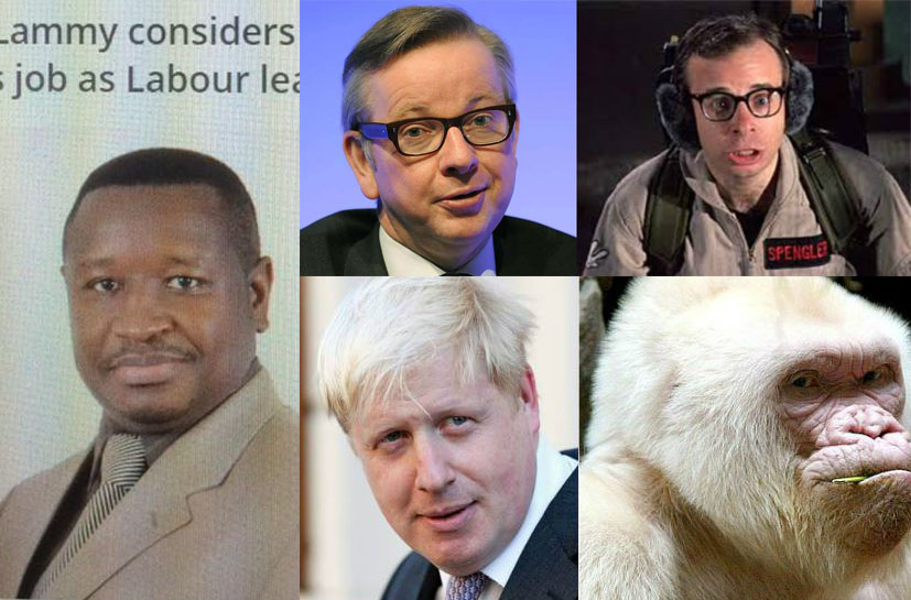 David Lammy got mistaken for the President of Sierra Leone, so here are five other political lookalikes