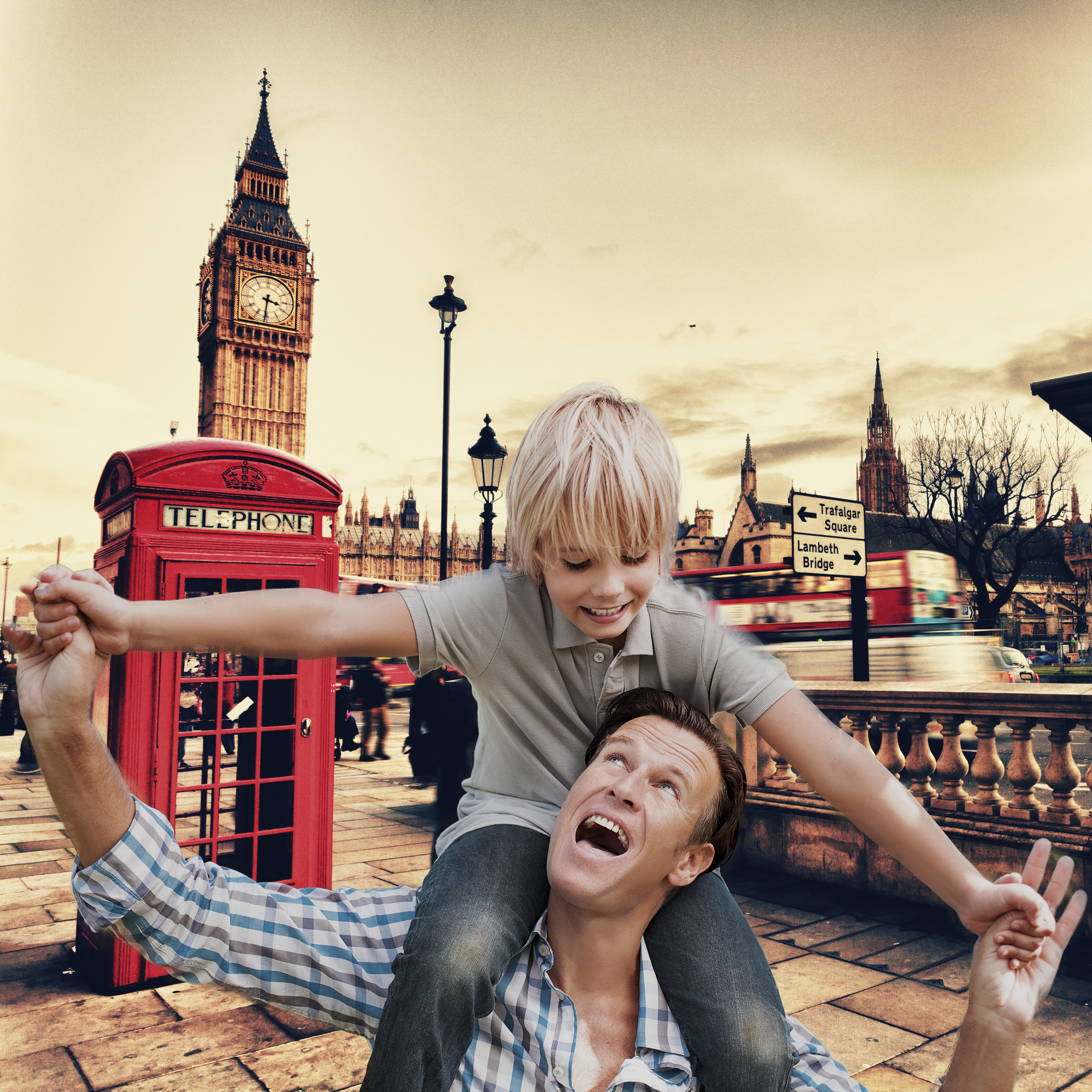 13 things only dads in London know
