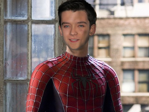 Is Asa Butterfield the new Spider-man? Hugo star 'in talks' to take on web-slinging duties