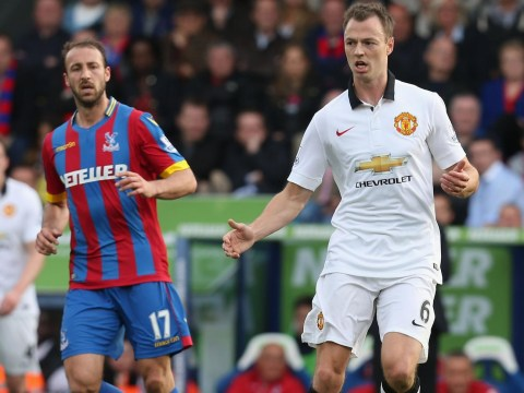Manchester United's Jonny Evans 'would prefer a move in the summer transfer window to Everton over Tottenham Hotspur'