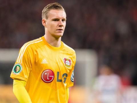 Arsenal 'consider pushing through £13m Bernd Leno transfer'