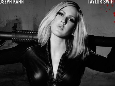 Ellie Goulding looks devastatingly hot in Taylor Swift's Bad Blood video