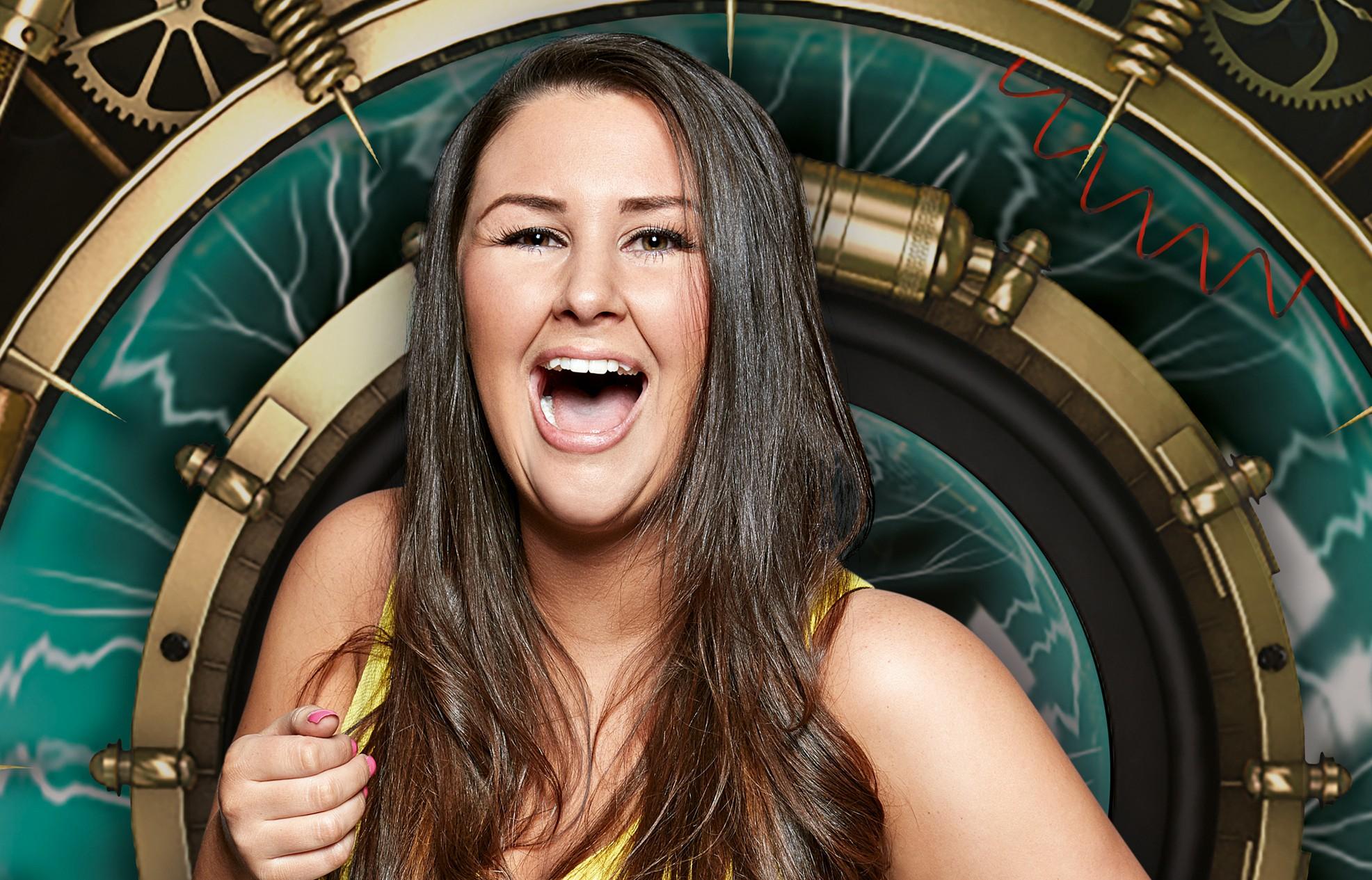 Big Brother contestant Chloe Wilburn has a secret – her dad is a drug smuggler