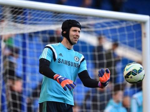 Arsene Wenger hints he won't make summer transfer move for Chelsea's Petr Cech