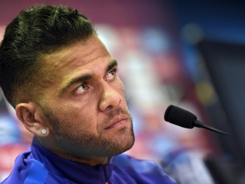 Manchester United target Dani Alves hits out at 'disrespectful' Barcelona