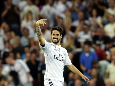 Arsenal dealt transfer blow as £39m-rated target Isco says he is happy at Real Madrid
