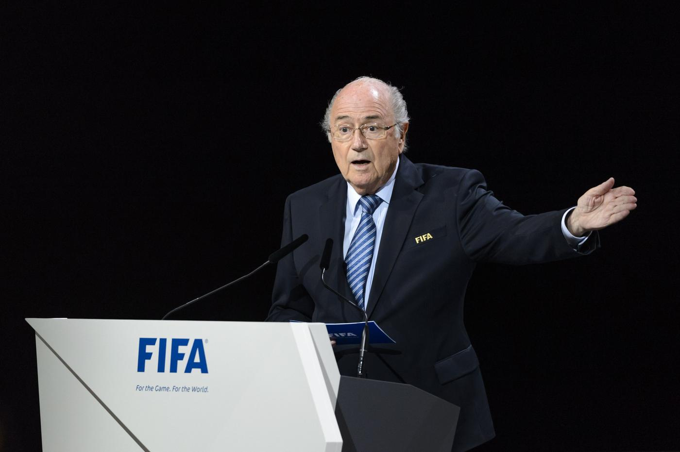 Colin Murray: Only the FBI can clean up the Fifa mess presided over by Sepp Blatter