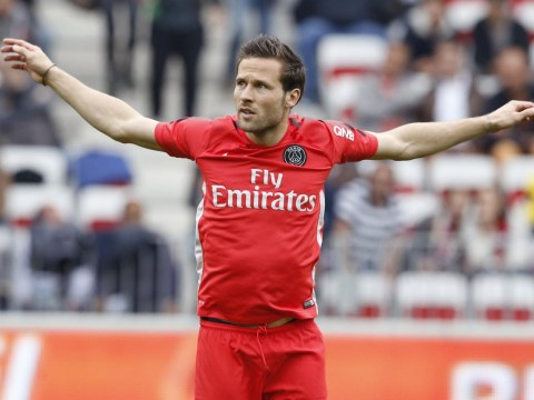 Liverpool 'join race to seal £10million transfer of Paris St Germain midfielder Yohan Cabaye'