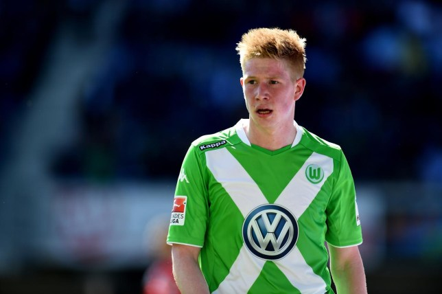 more photos 18557 5a880 Manchester City transfer news: Kevin De Bruyne admits he ...