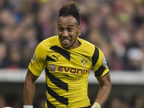 Liverpool 'line up £15million transfer bid for Borussia Dortmund's Pierre-Emerick Aubameyang'