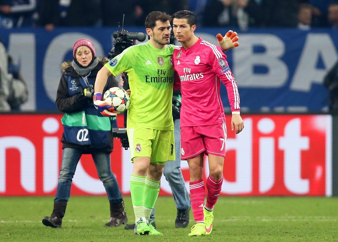 Cristiano Ronaldo and Iker Casillas 'certain' to leave Real Madrid this summer, claims club's ex-goalkeeper