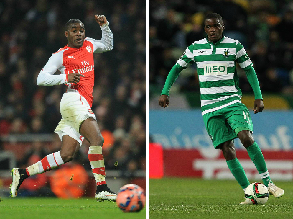 Arsenal 'to use Joel Campbell in transfer swap deal for William Carvalho'