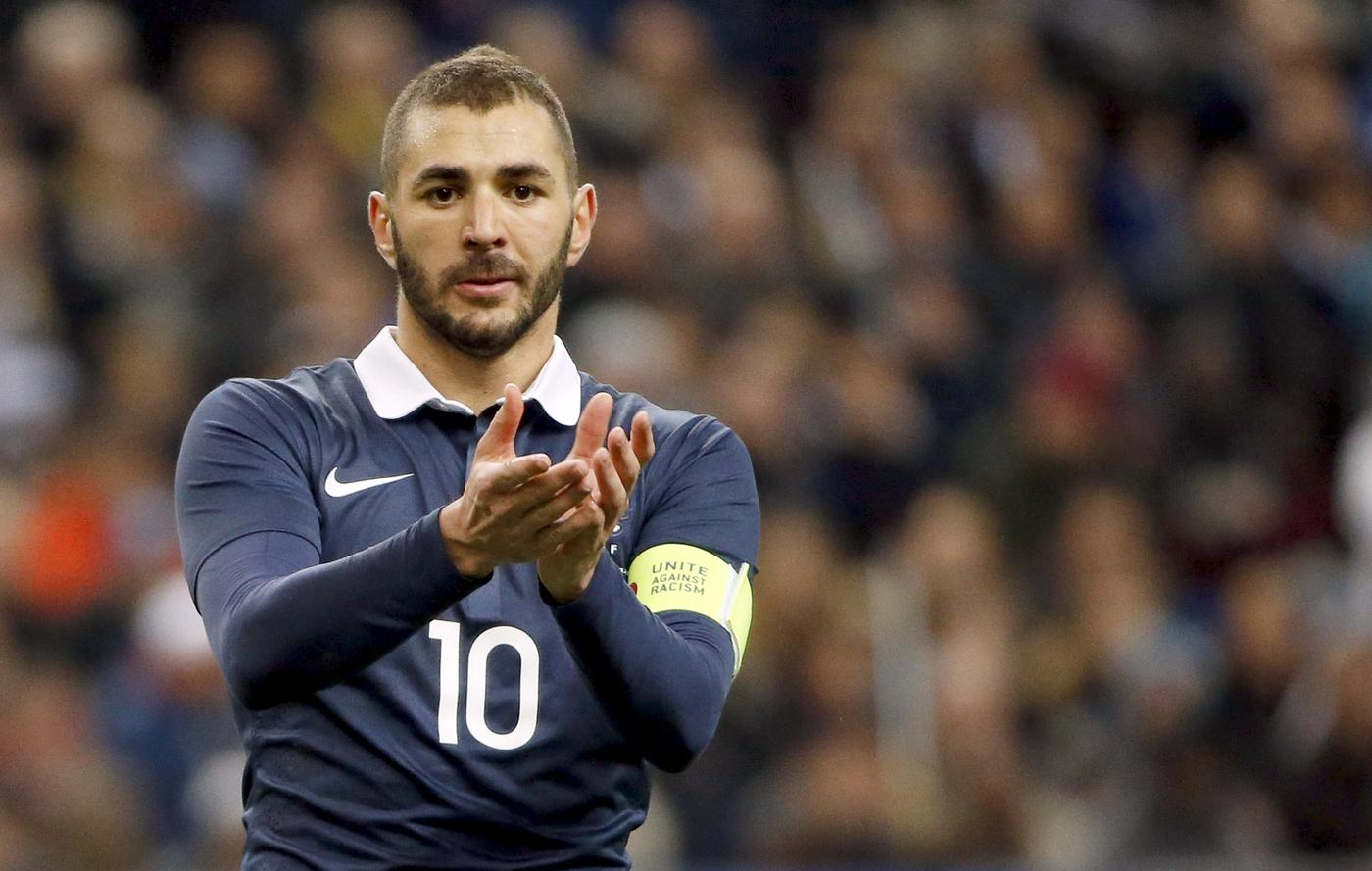 Arsenal are interested in signing Karim Benzema this summer (Picture:Reuters)