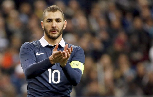 Karim Benzema's reportedly ready to quit Madrid this summer (Picture:Reuters)