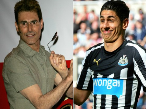 Uri Geller offers to use 'psychic powers' to help Newcastle United avoid Premier League relegation