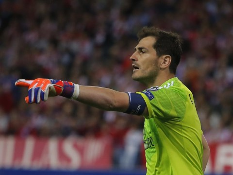 'No better place than here': Real Madrid keeper Iker Casillas dismisses talk of transfer to Arsenal