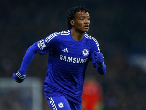 Chelsea 'set to agree Juan Cuadrado loan move to Juventus'