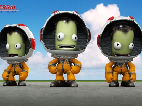 Kerbal Space Program review – the final frontier