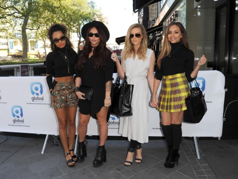 Little Mix say they'd swipe left to Harry Styles on Tinder – One Direction fans are outraged