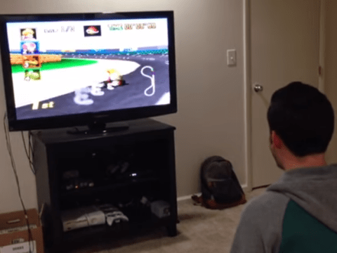 This live rendition of Mario Kart will make all gamers wish they lived with musicians