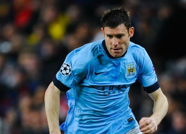 Milner is reportedly heading to the Emirates (Picture: Getty)