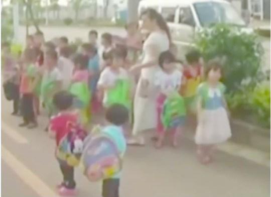 Minivan 60 kids