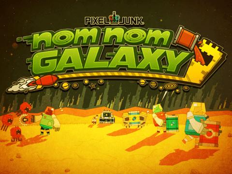 PixelJunk Nom Nom Galaxy review – soup's up