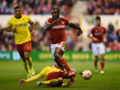 Nottingham Forest winger Michail Antonio 'on summer transfer radar of West Brom, Aston Villa and Swansea'