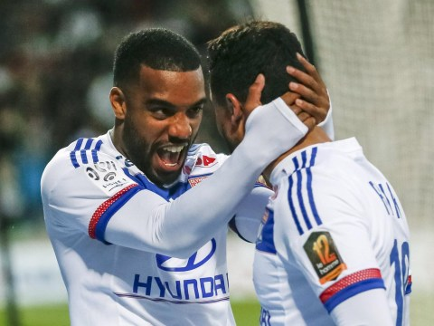 Newcastle join Arsenal and Liverpool in the race for £35m Lyon striker Alexandre Lacazette – report