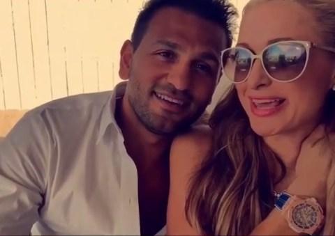 OMG! Is Paris Hilton dating TOWIE star Chloe Sims' ex-boyfriend?