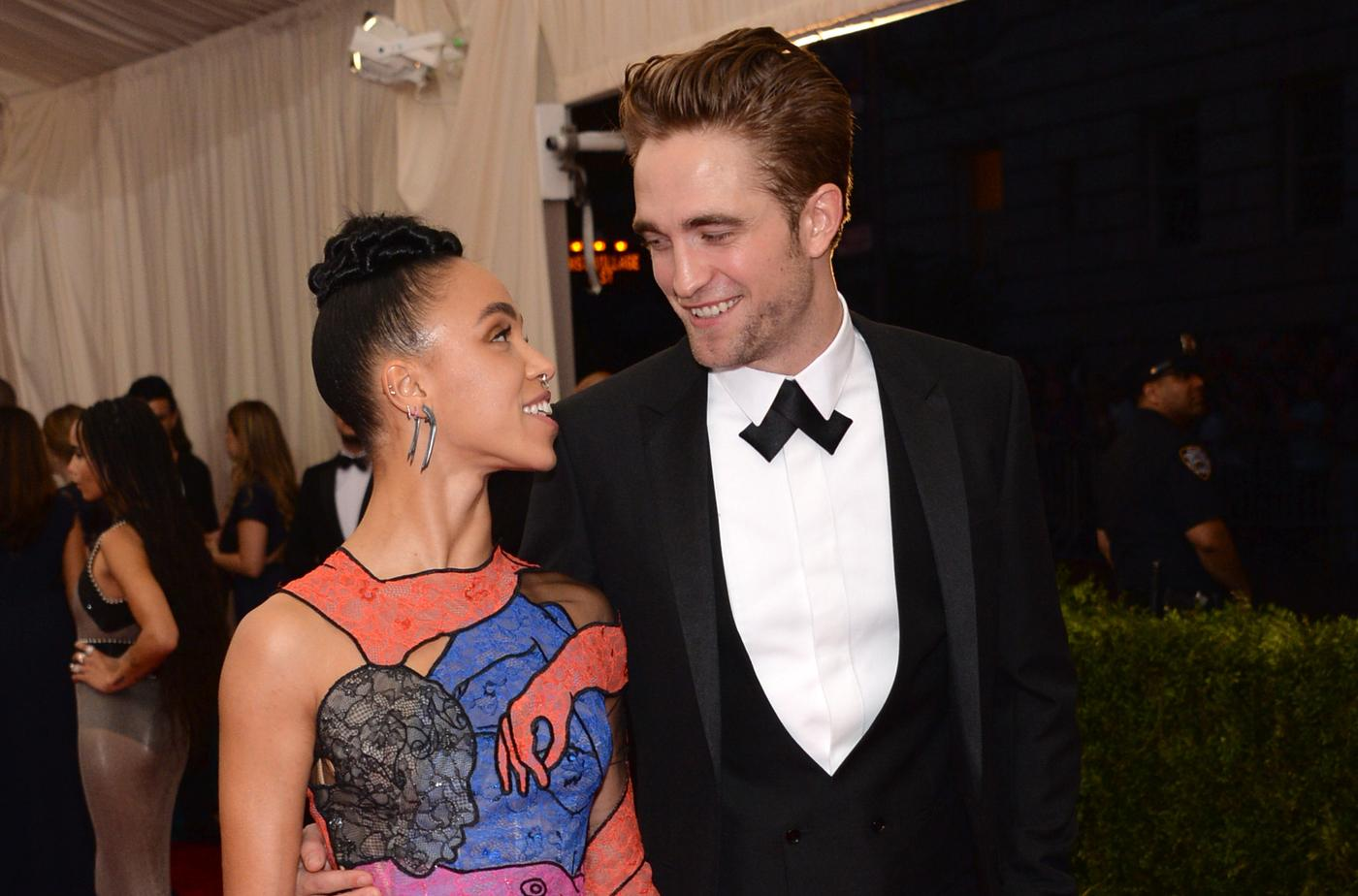 Robert Pattinson, FKA Twigs Evan Agostini/Invision/AP