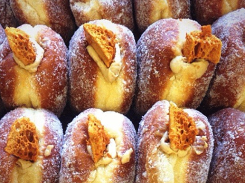 Its only blimmin' National Doughnut Week: Here are 15 to try before you die