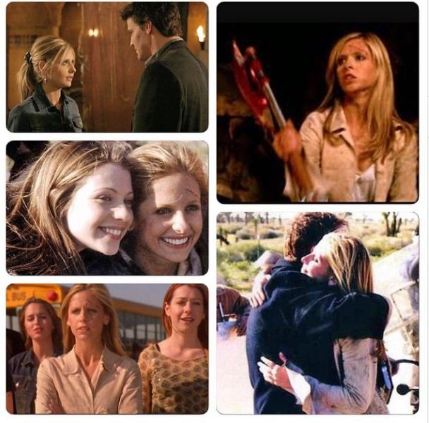 Sarah Michelle Gellar celebrates Buffy The Vampire Slayer finale anniversary