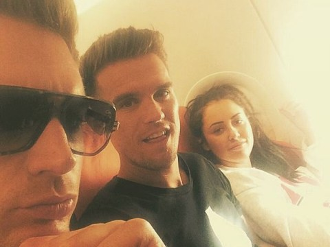 Geordie Shore series 11 starts filming and it looks like Gaz Beadle hasn't quit after all. PHEW!