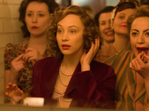 EXCLUSIVE: 9 things we learnt about A Royal Night Out's Sarah Gadon