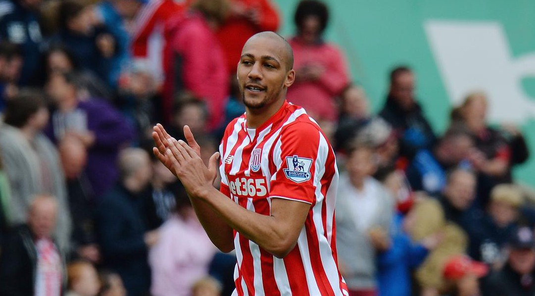 Stoke City's top five players in 2014-15