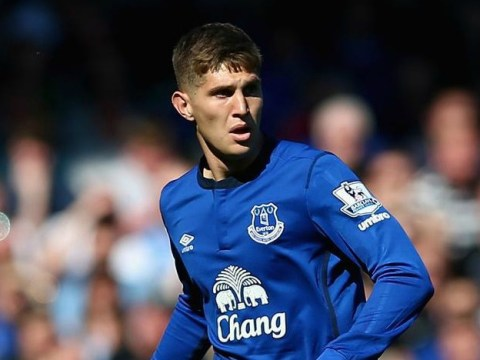 Chelsea 'lining up £30million transfer for Everton defender John Stones'