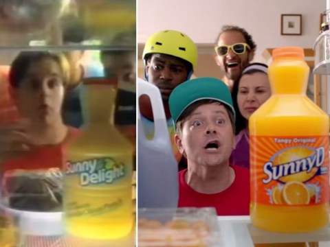 The rollerblading kids from those 90s SunnyD ads are back, but Mrs B is so over it