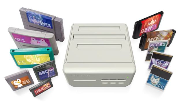 Retro Freak - the console that has everything (almost)