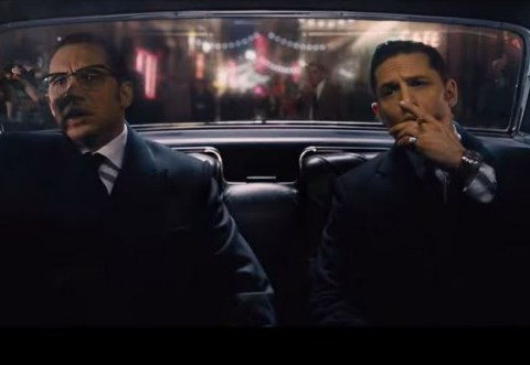 Tom Hardy is doubly good as he plays both Kray twins in Legend trailer