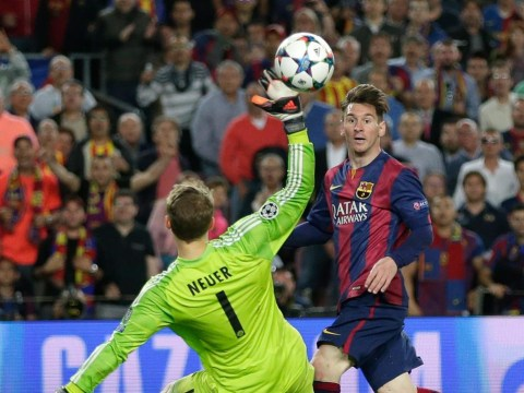 Move over Ronaldo! Barcelona's Lionel Messi proves he is the best in the world as he destroys Bayern Munich