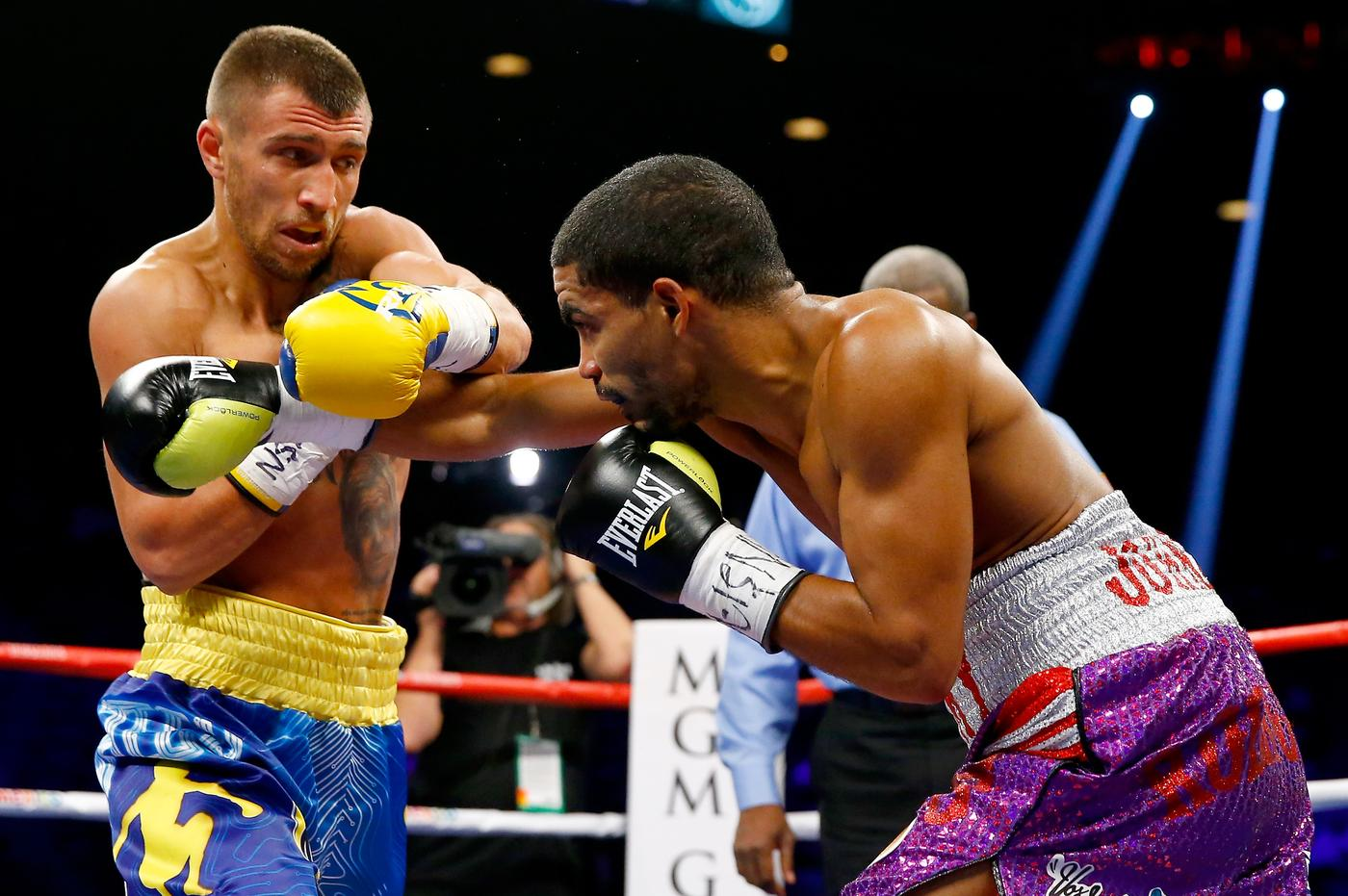 Vasyl Lomachenko v Jason Sosa TV channel, undercard, fight time, date and odds