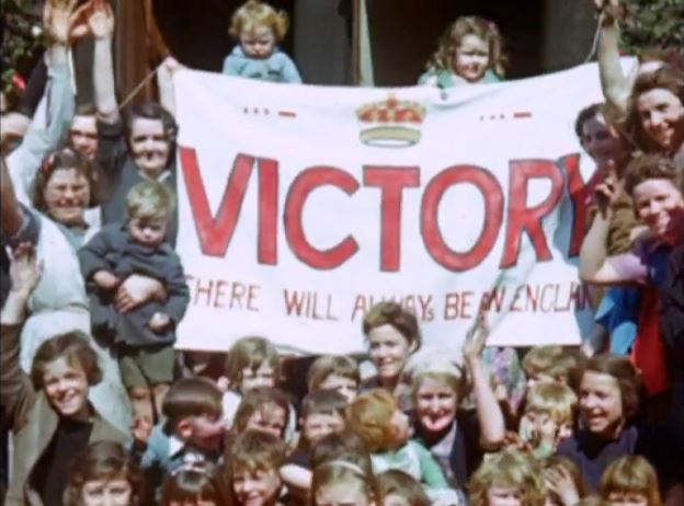 Proud to be British! Viewers hail VE Day: Remembering Victory a 'moving' tribute to mark 70 years since the end of WWII