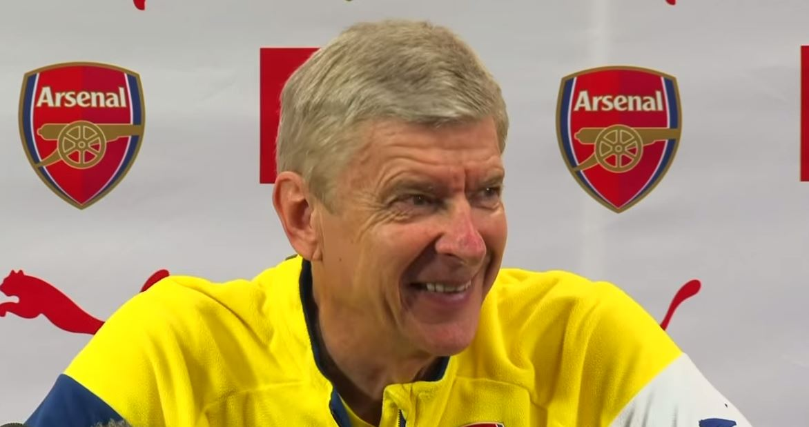 Arsenal boss Arsene Wenger trolls Tottenham manager Mauricio Pochettino by forgetting who he is