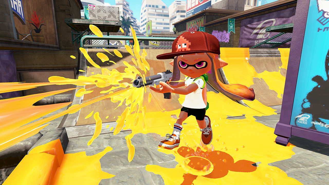 Splatoon -proof that  motion controls are worthwhile?