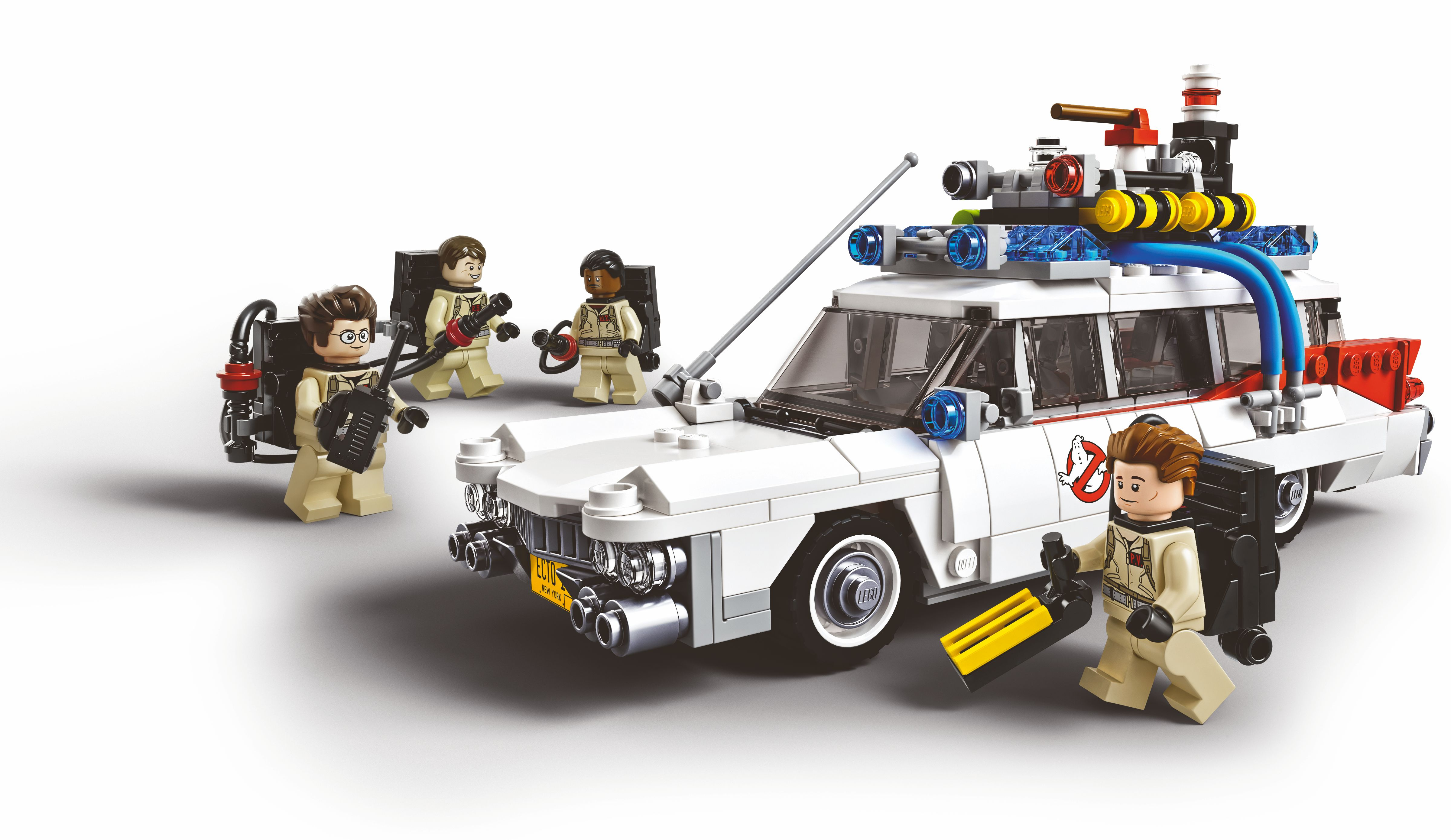 This is the Lego Ghostbusters toy, which will presumably look the same in the game